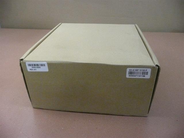 5000-0593 (40IP SBP 10/100) NIB ESI image