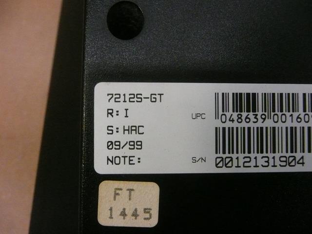 7212 S-GT Hitachi image