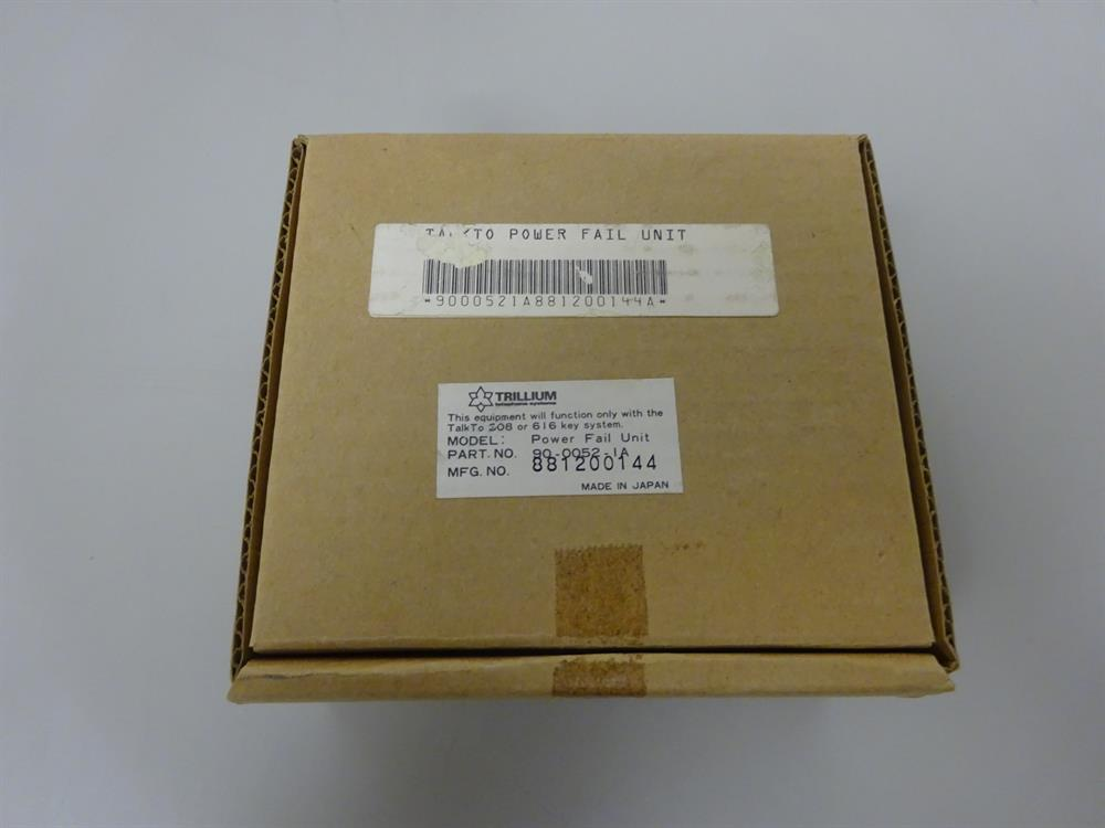 Trillium 90-0052 Module / (NIB) NEW IN BOX image