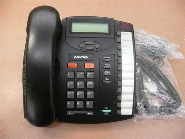 Nortel Aastra M9116LP / A1259-0000-10-05 12 Button Telephone image