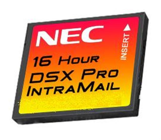 NEC 1091051 Voice Mail image
