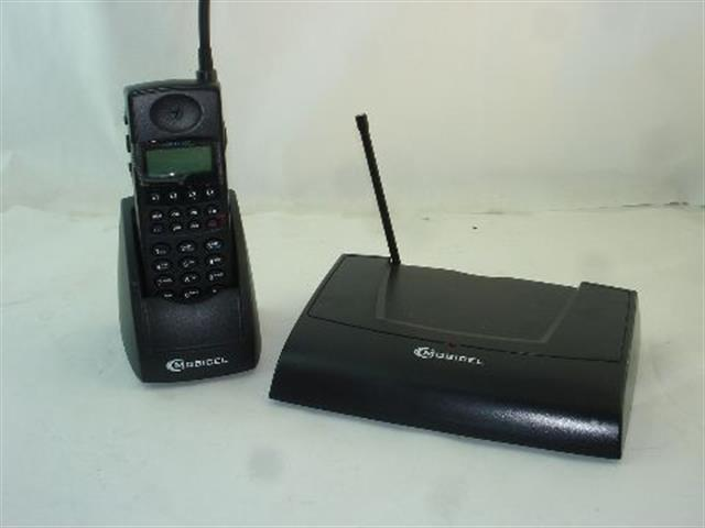 Mobicel WT9600CH Phone, Digital Cell Unit image