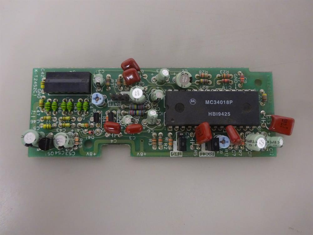 Iwatsu Omega ZT Series SSPU-Z Speakerphone Card image