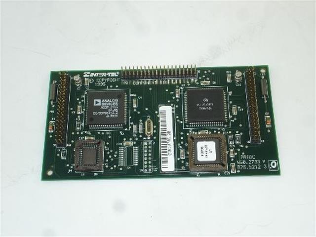 Inter-Tel PRIDC / 550.2733 Circuit Card image