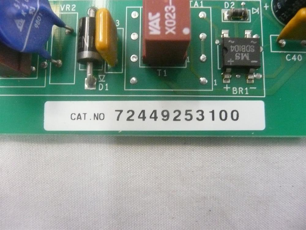 Tadiran 8SDT SL - 72449253100 Circuit Card image