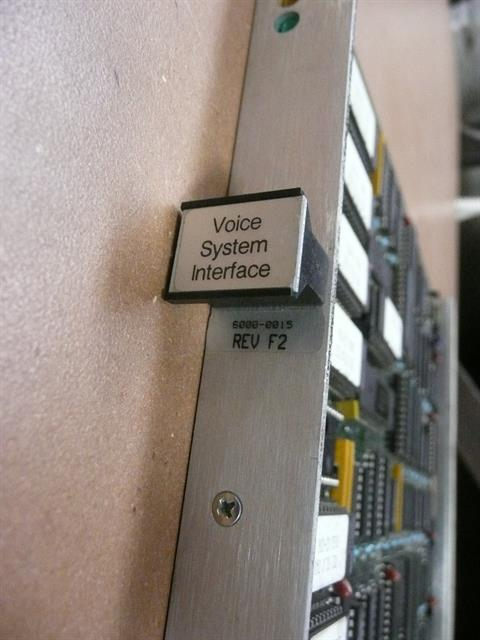 Aspect 6000-0015 Circuit Card image