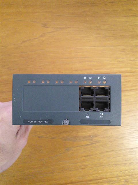 Avaya 700417397 / VCM64 Circuit Card image