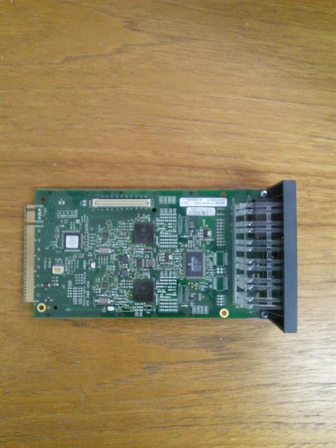 Avaya  IP500 VCM64 64 Channel IP Resource Card image