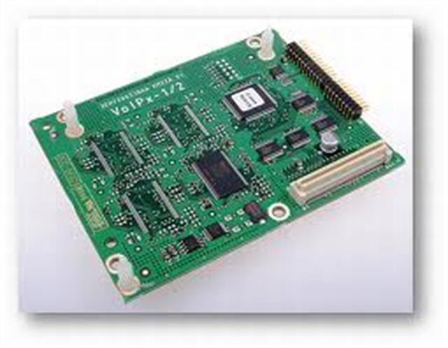 Alcatel VOIP4-1/2 Daugher Card image