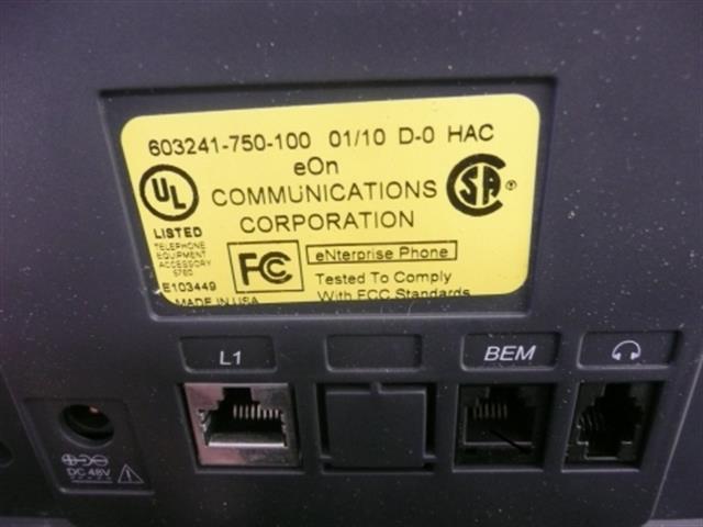 6032D (603241-750-100) eON image