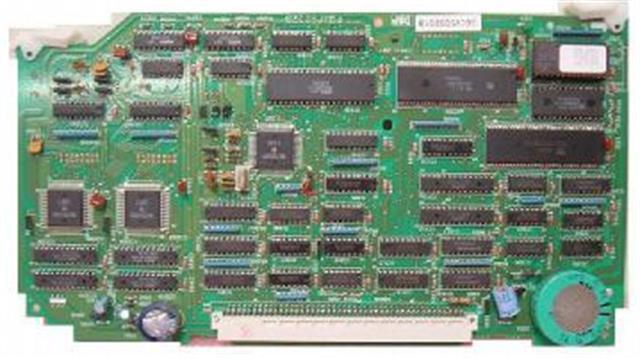 Panasonic PQUP920ZC Circuit Card image