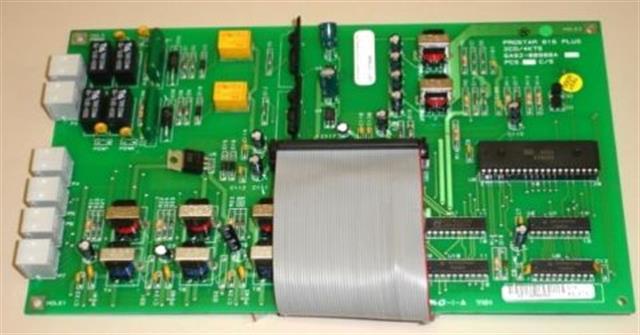 Samsung 650-240019CA Circuit Card image