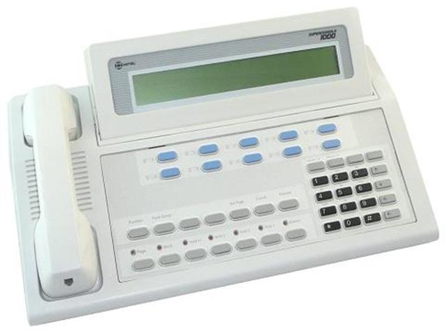 Mitel 9189-000-016-NA Console image