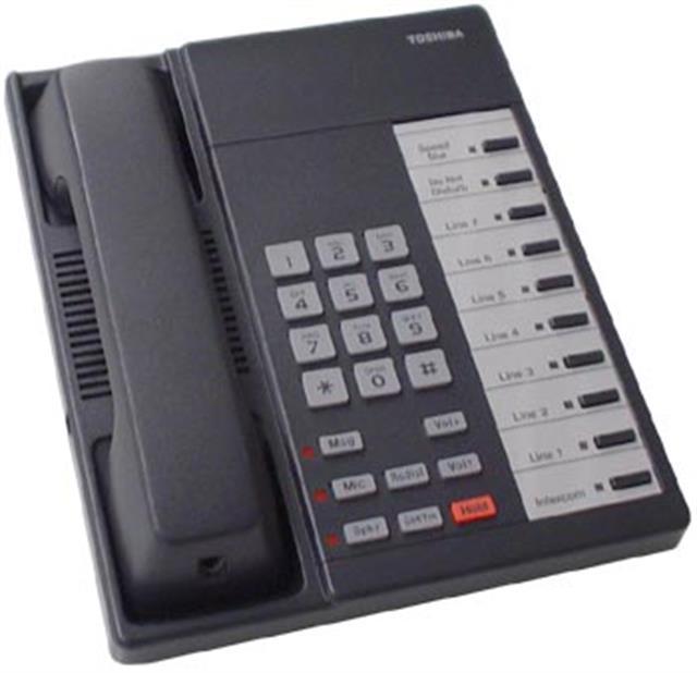 Toshiba DKT2000 Basic Phone image