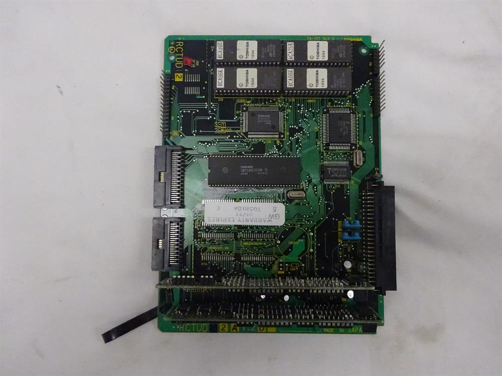 Toshiba RCTUD2A V2D Circuit Card image