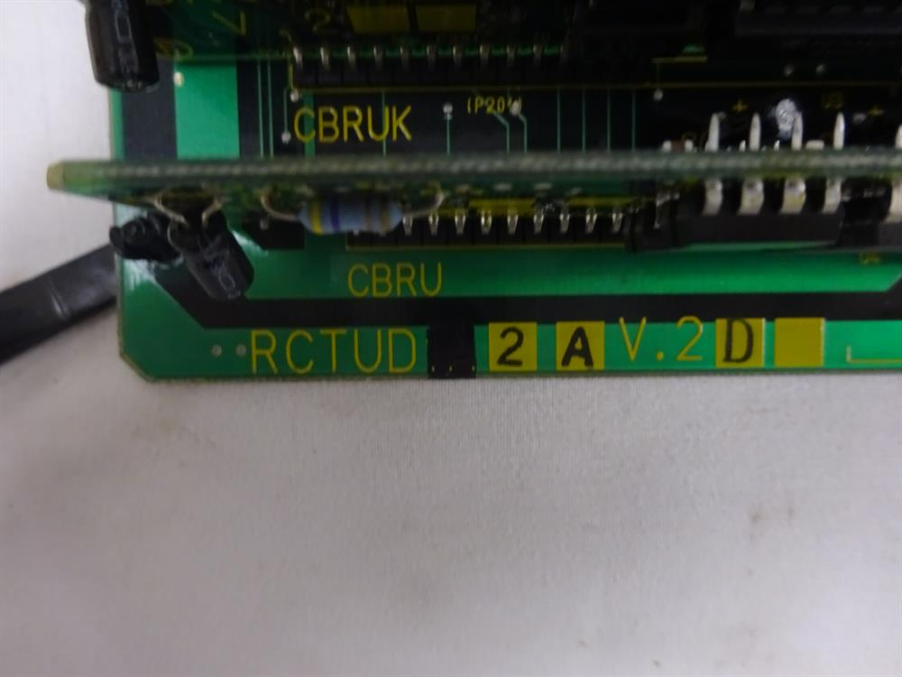 Toshiba RCTUD2A V2D Circuit Card image