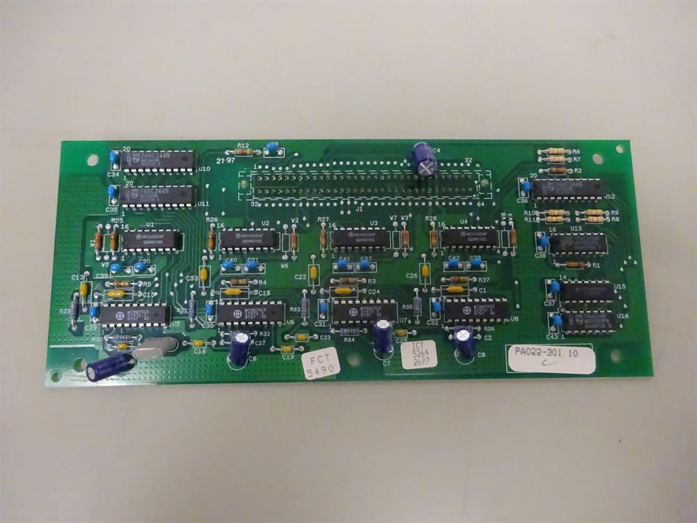 Comdial DXOPT-TON Circuit Card image