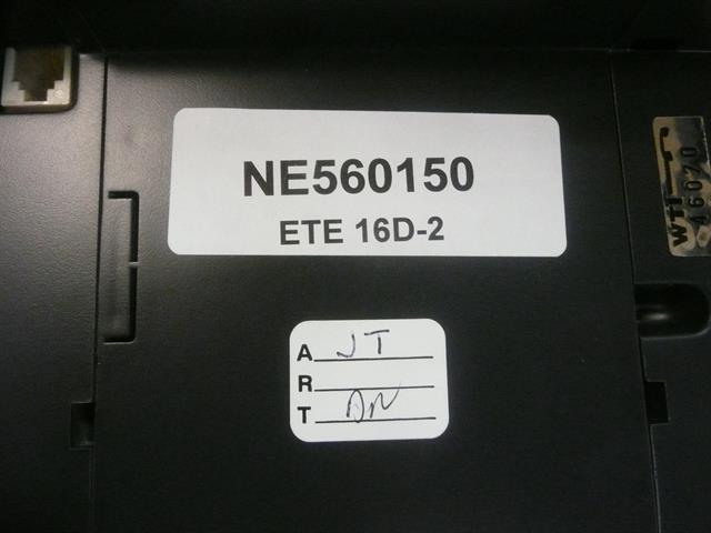 ETE-16D-2 / 560155 NEC image
