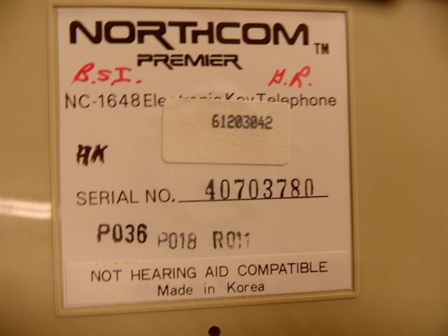 NC-1648 Northcom image