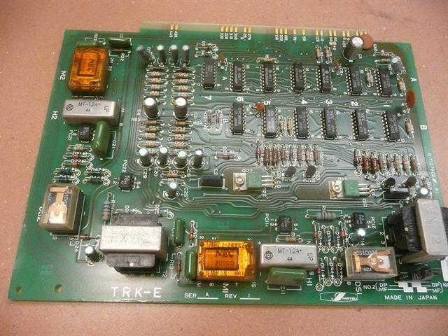 Iwatsu TRK-E Circuit Card image