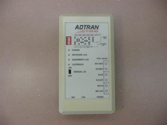 Adtran 1200022L2 - NCTD4706AA Unit image