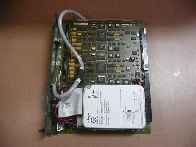 Nortel NT6R16AA / REL 11 Circuit Card image