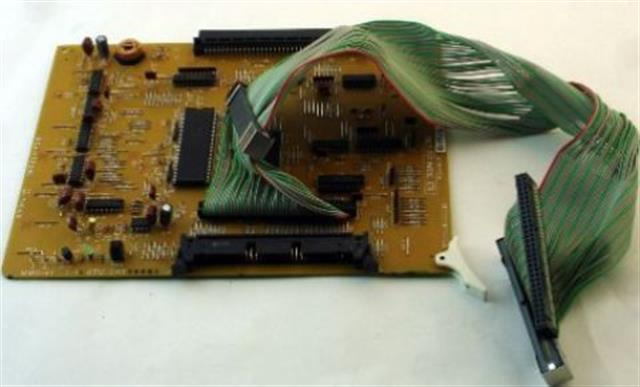 NEC MMC-F()-11 - 720125 Circuit Card image