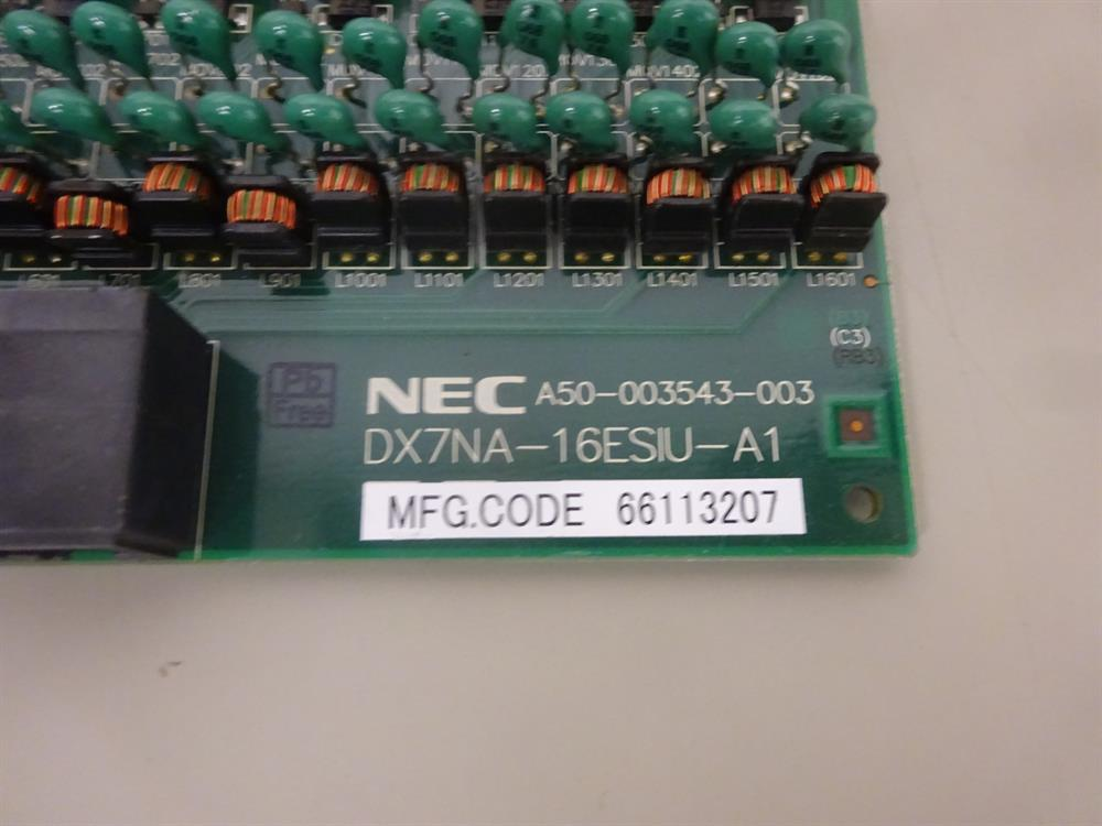 NEC DSX DX7NA-16ESIU-A1 1091004 16 Port Digital Station Circuit Card image