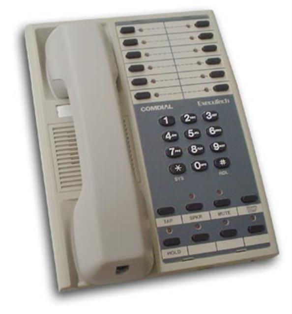 Comdial 6714S-PG Phone image