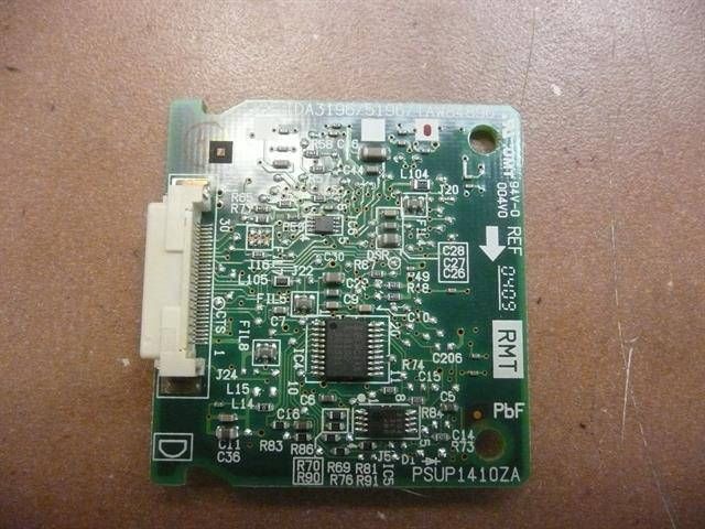Panasonic KX-TAW84896 / RMT Circuit Card image