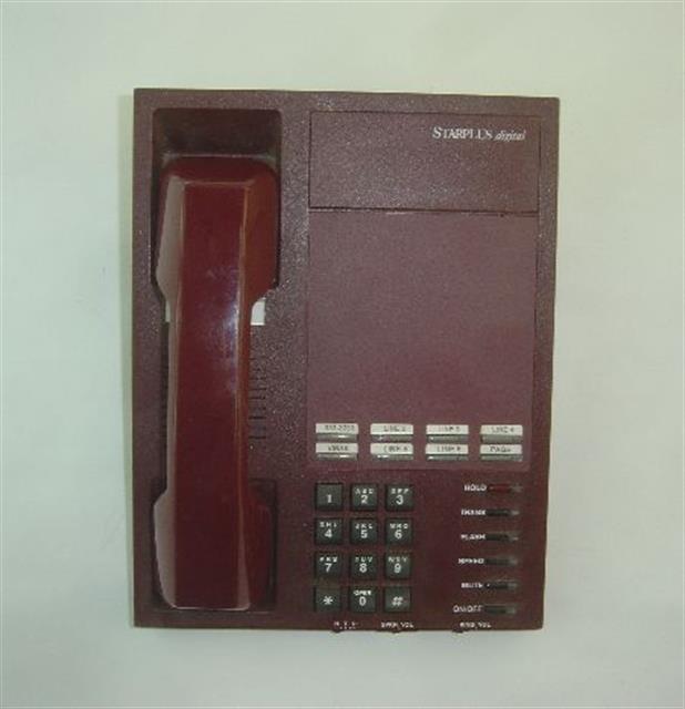Vodavi 1411-60 Basic Phone image