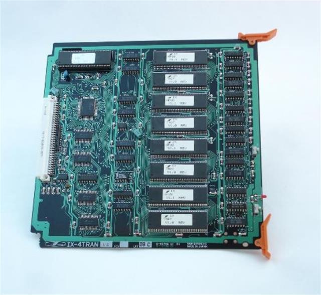Iwatsu IX-4TRAN / 10172 Circuit Card image
