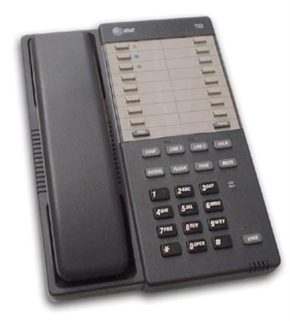 AT&T 722 Phone image