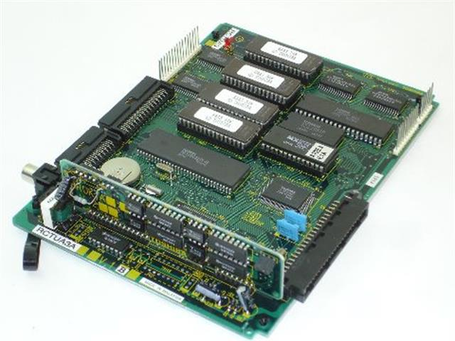 Toshiba RCTUA3A V1 Circuit Card image