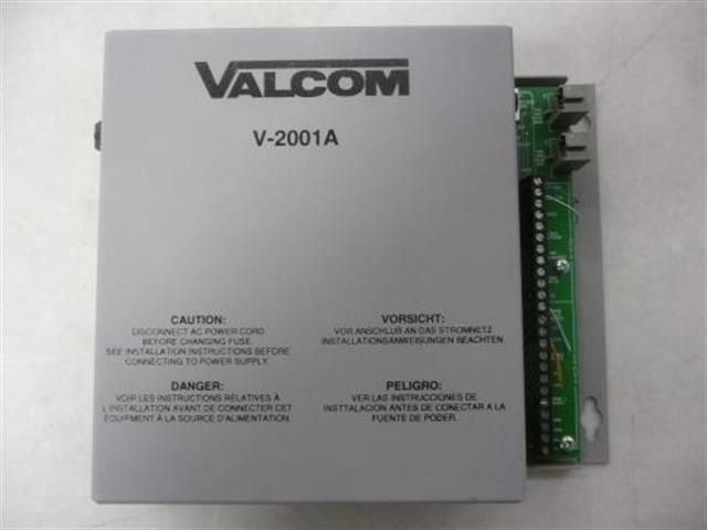 V-2001A Valcom image