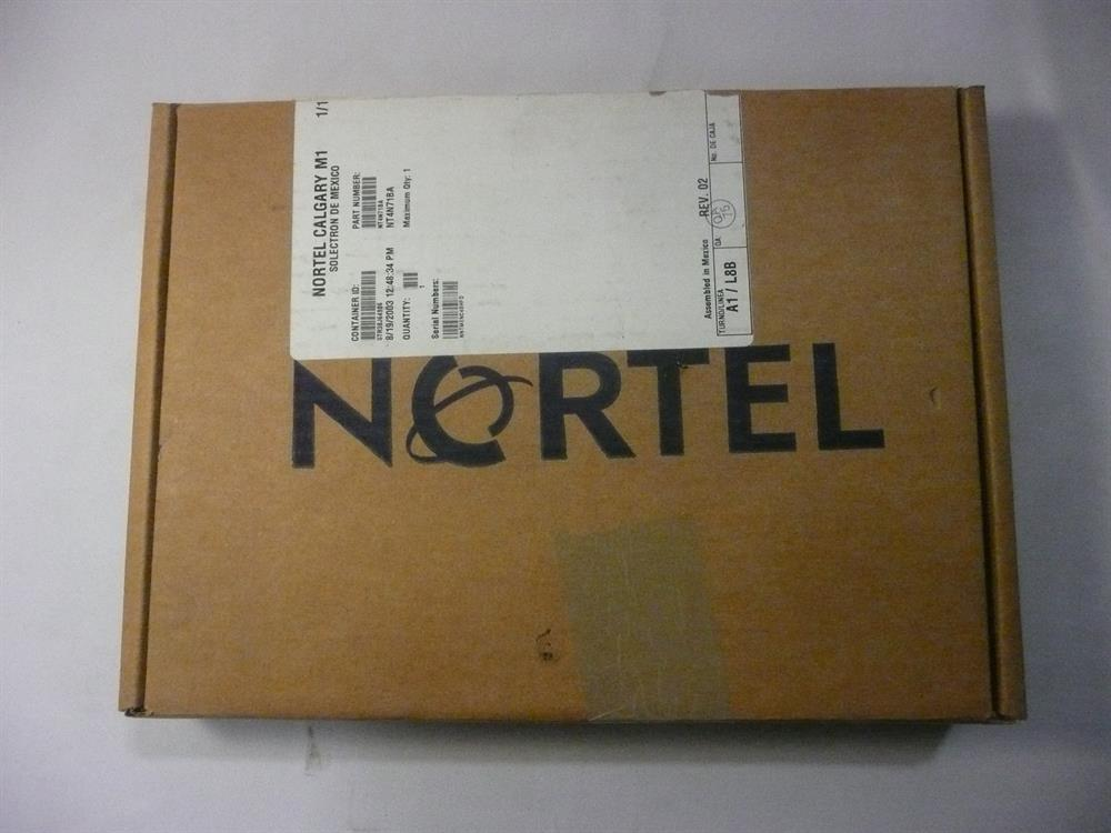 Nortel NT4N71BA / (NIB) NEW IN BOX Module image