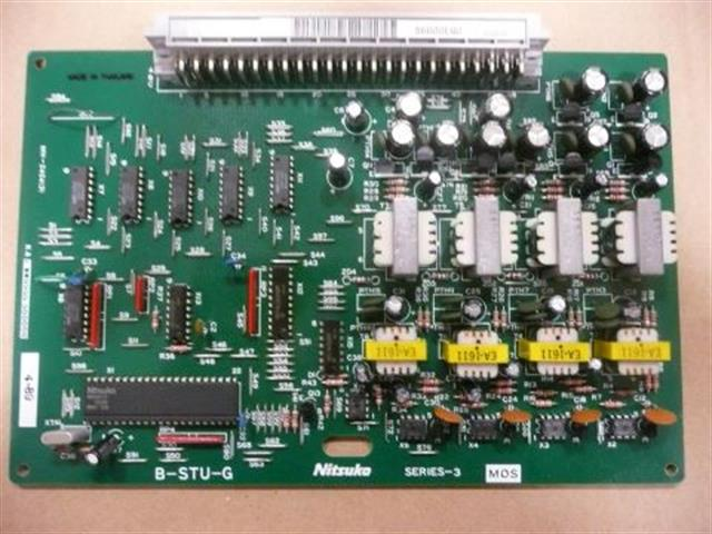 Tie BusinessCom B-STU-G Circuit Card image