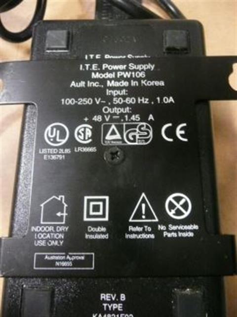 Ault, Inc. PW106 Power Supply image