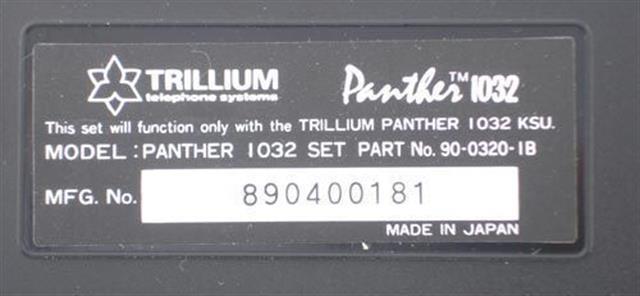 Trillium 90-0320 Phone image