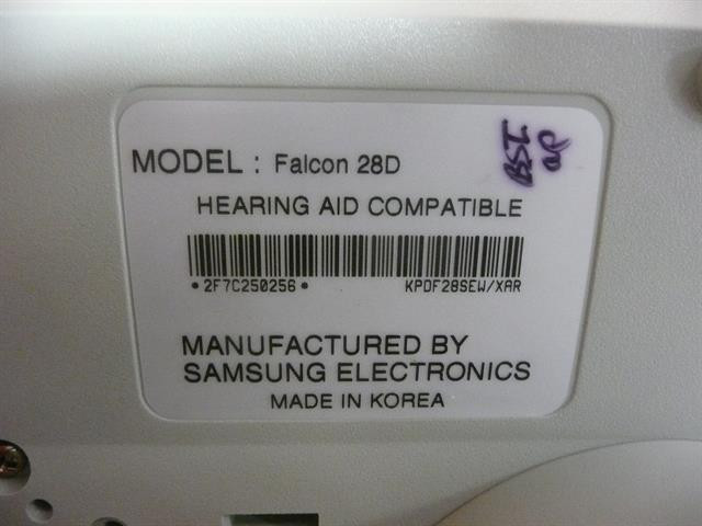 Samsung iDCS 28D Phone image