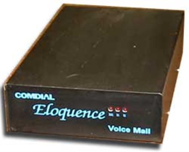 Comdial VIA02 Voicemail image