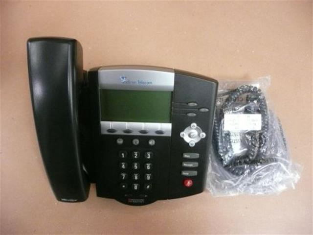 PolyCom SoundPoint IP450 2201-12450-001 SIP Phone image