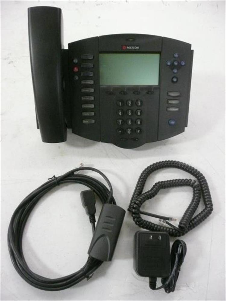 PolyCom 2201-11500-001 (v2.0.1) SIP Phone image
