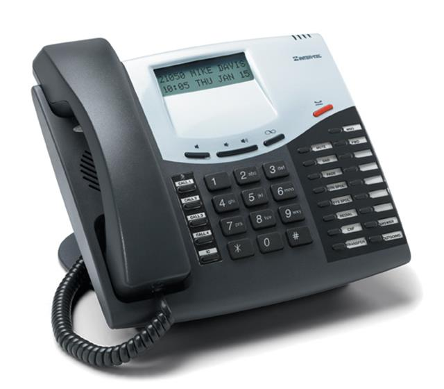 Inter-Tel Axxess 550.8620 17 Button VoIP Telephone with Display image