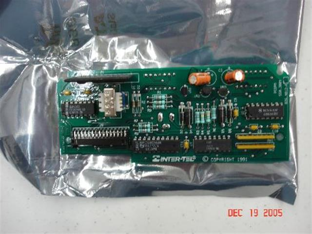 Inter-Tel 550.3004 Modem Card image
