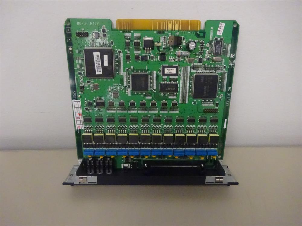 Vertical Communications MBX-IP DTIB12V 4532-12C 12 Port Digital Station Circuit Card For Comdial Telephones image