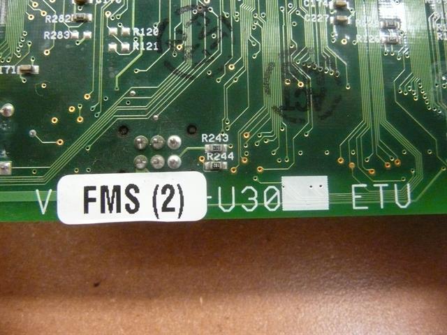 NEC FMS(2)-U30 Circuit Card image