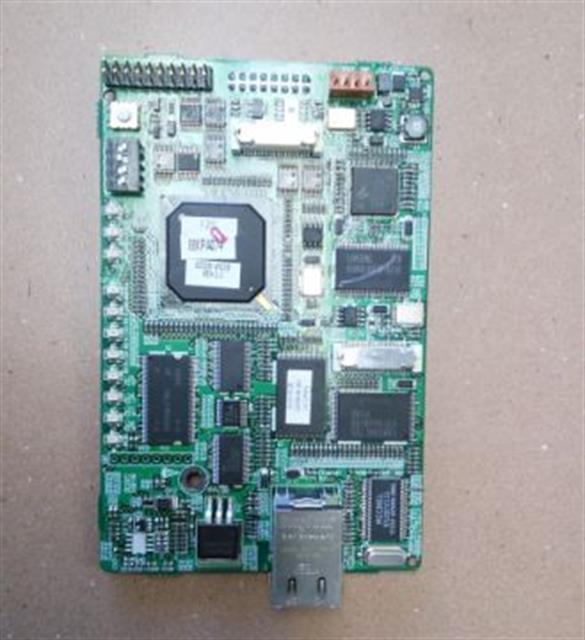 Vertical Communications SBX-IP VOIB 4037-00 4 Channel VoIP Circuit Card image