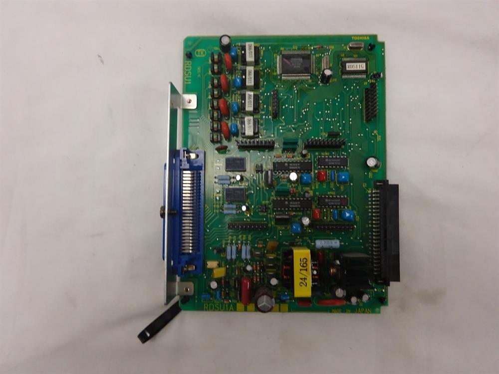 Toshiba RDSU1A V1 Circuit Card image