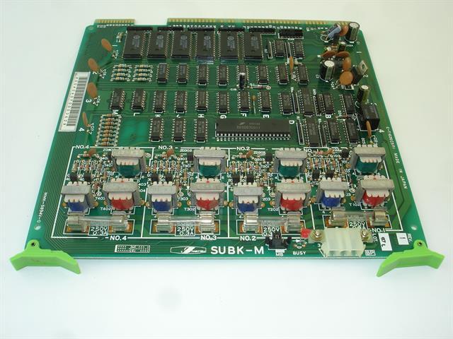 Iwatsu SUBK-M - 4040 Circuit Card image